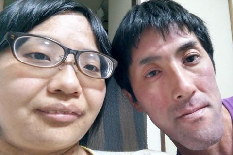 結婚 カップル写真