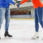 氷上のプロポーズ